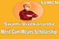 swami Vivekananda scholarship 2020